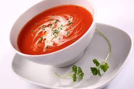 crème tomate