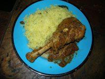 Poulet Chettinad - Chicken Chettinad